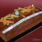 Cake agrumes