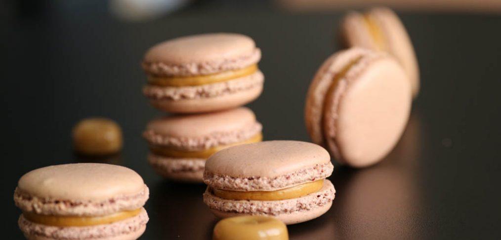 macarons-caramel-beurre-sale