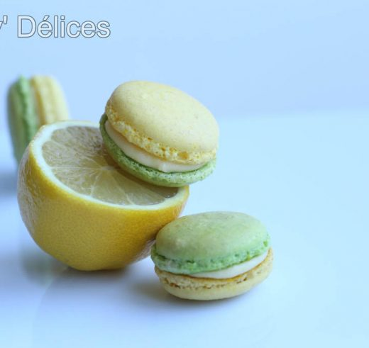 macarons-citron